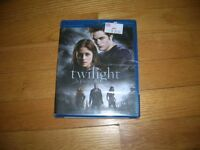 TWILIGHT FASCINATION EN BLU-RAY **NEUF, NEUF!**