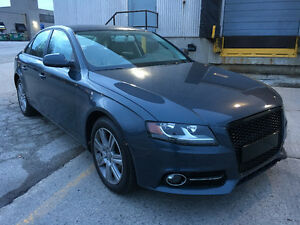 2010 Audi A4 Premium | Low Mileage | Safety and Emission tested