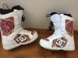 DC snowboard boots size 7 euro 38