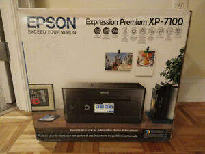 Epson Expression Premium XP-7100 Color Printer/Scanner/Copier