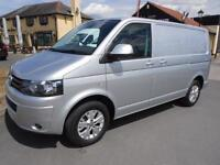 VW Transporter T28 TDI HIGHLINE Diesel Van Only 15K Miles