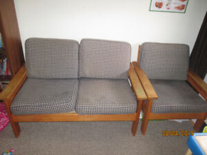 12 cousin and 3 piece- furniture set only $125 in total