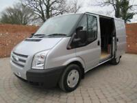 FORD TRANSIT 280 SWB LOW ROOF 100 BHP HEATED SCREEN 3 SEATS