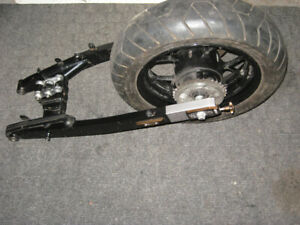 2016 honda 125 grom stretched  swingarm with lowering links