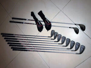 Ensemble de bâton de Golf Ping KS401 Graphite