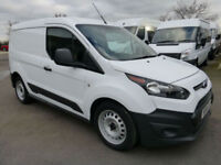 2016 Ford Transit Connect T200 L1 1.5 TDCi 100PS (Eu6), DAB, FULLY TRIMMED REAR
