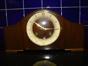 Antique Forestville Mantle Clock