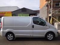 Finance me Vauxhall Vivaro 2.0CDTi Sportive SWB panel van NO VAT (2)