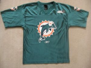 Miami Dolphins NFL Youth Jersey Shirt