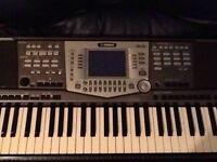 Yamaha psr 1000 pro keyboard
