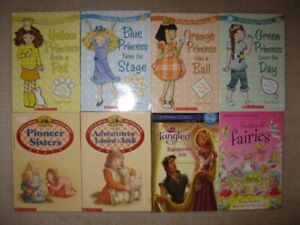 Girl's Chapter Books For Sale