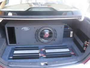 PRO CAR AUDIO INSTALLATION AND SERVICE