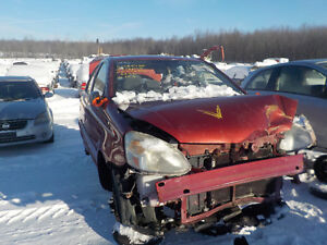 2003 Toyota Echo Now Available At Kenny U-Pull Cornwall
