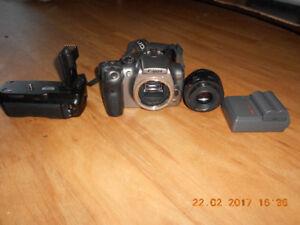 vends canon 300D  + 1 nikkon vintage