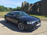 2012 Audi A5 SE 2.0TDI 175bhp **FULL LEATHER - FACE LIFT - FULL HISTORY**