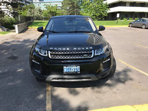 2017 Land Rover Range Rover SUV, Crossover