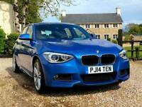 2014 BMW 1 Series 120d xDrive M Sport 5dr HATCHBACK Diesel Manual