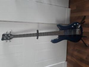 Bass warwick