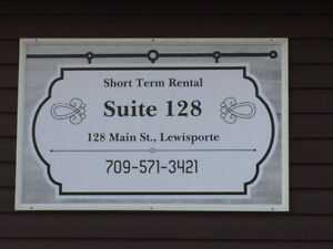 Short Term Stay Rental in Lewisporte