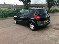 FAMILY CAR - RENAULT SCENIC 1.6 PETROL - LOW MIL. 71K- 3 MONTHS WARRANTY
