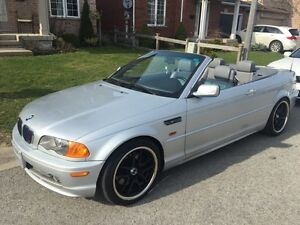 2001 Bmw 330ci M page convertible