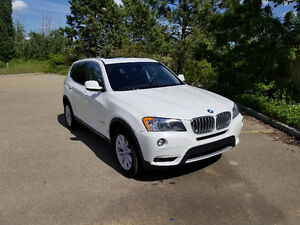 2013 BMW 3.5 X3 Drive SUV, Crossover