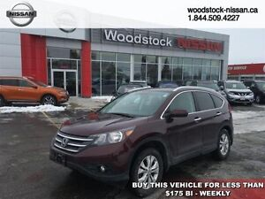2014 Honda CR-V Touring   - $162.84 B/W