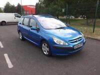 null Peugeot 307 2.0 16v SE 5dr (a/c)