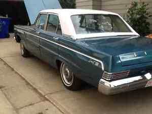 1965 Mercury Comet great shape moving must sell Strathcona County Edmonton Area image 3