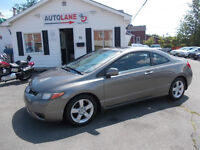 2007 Honda Civic Coupe  SHARP CAR Only $5995 New MVI Bedford Halifax Preview