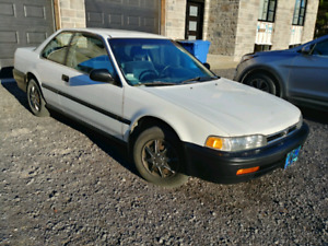 Honda accord Lx coupe 1992 automatique