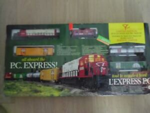 PRESIDENT'S CHOICE-Limited Edition-HO Scale Electric Train Sets.