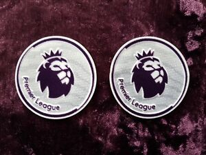 Premier League football epl sleeve Patches Badges Pair ⚽️New Style Junior👦kids