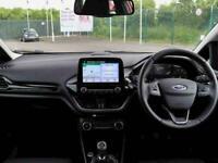 2017 Ford Fiesta 1.0 EcoBoost 125 Titanium 5dr Hatchback Petrol Manual