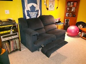 3 Piece Sectional Couch -Used -Perfect for Rec.Room or Mancave Cambridge Kitchener Area image 1