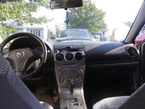 2004 Mazda Mazda6 Berline