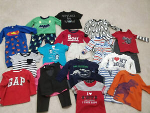 Boys clothing size 12 months to 2T
