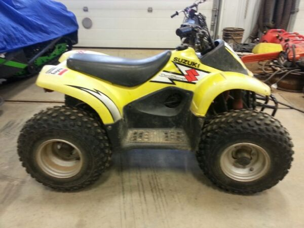 Used 2004 Suzuki Quadsport 50