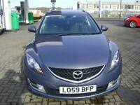 Mazda Mazda6 2.2TD ( 163ps ) TS2 WITH RECENT HISTORY