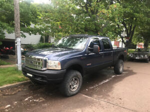 2004 Ford F350 Lariat 6.0 Bulletproofed