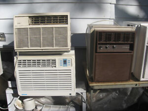 **CLEARANCE**GOOD WORKING AIR CONDITIONERS **$30-$60**