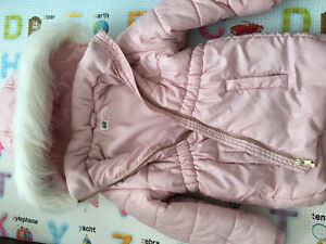 Girl 2T winter jacket and &Tshirts