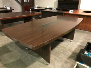20%-50% OFF Commercial Quality Conference Tables On Clearance!