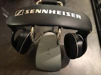 Sennheiser wireless headphones. RS120 II
