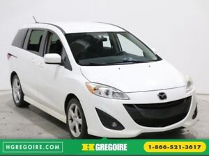 2012 Mazda 5 GT AUTO MAGS A/C GR ELECT BLUETOOTH CRUISE CONTROL