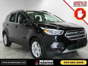 2018 Ford Escape SEL,INSPECTÉ,AWD,CUIR,TOIT,NAV,BLUETOOTH,CAMERA