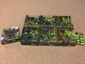 Transformers TFC Third Party Hercules / Devastator Complete Set Cambridge Kitchener Area image 2