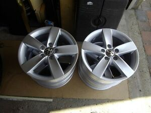VW 16 inch mags