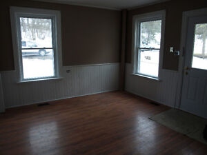 Apartment for rent in country home