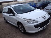 Peugeot 307 16 HDI moted 595